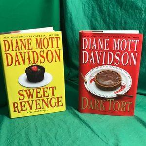 Dark Tort & Sweet Revenge Books Culinary Mysteries